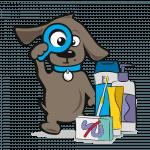 Hondenverzorgingsproducten
