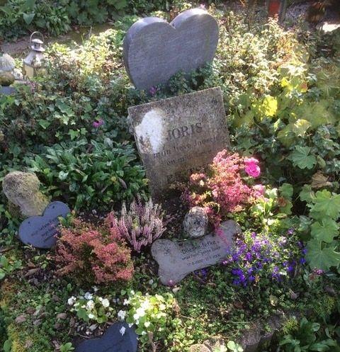 begraafplaats honden