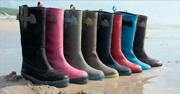 Outdoor laarzen voor dames en heren waterdicht!