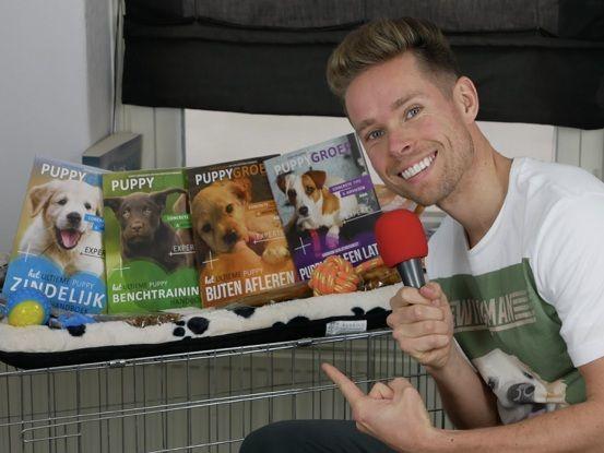 puppyboek bestellen