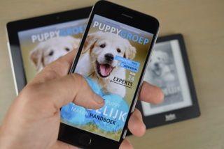 puppyboek puppygroep