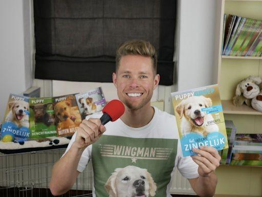 puppyboeken opvoeden