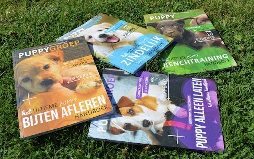 verschillende puppyboeken
